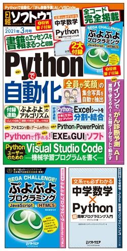 日経ソフトウエア日経ソフトウエア 2021年3月号